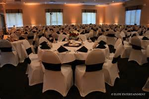 Wedding Table Covers Ashley Amp Steve 10 22 11 Scovill Golf Course Elite Entertainment Elite Bridal