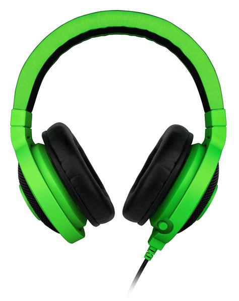 Headphone Razer Kraken razer unveils the kraken pro gaming headset longer in comfort