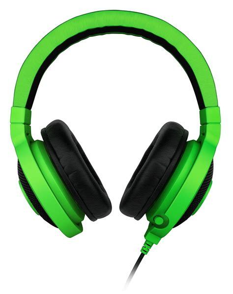 Headset Razer razer unveils the kraken pro gaming headset longer in comfort