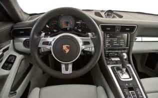 Inside Porsche Car Picker Porsche 911 Interior Images