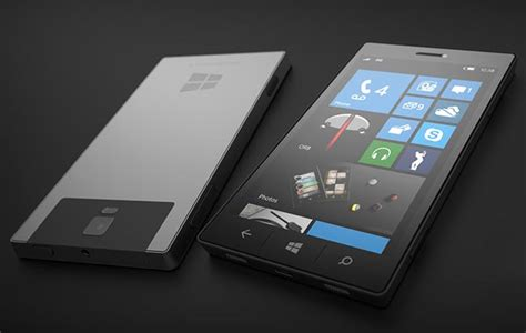 Microsoft Surface Phone microsoft surface windows phone concept