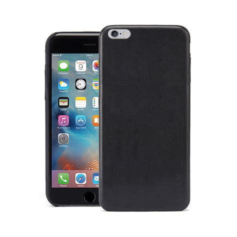 Iphone 6 Plus Situshp iphone 6 iphone 6s plus snap black lambskin