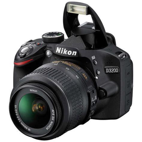 Nikon D3200 Vr 2 Nikon D3200 24 2mp 18 55 Vr Ii Pccomponentes