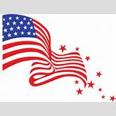 Free american flags clipart clipartcow