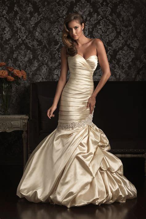 Wedding Dress Gold by Gold Wedding Dresses A Trusted Wedding Source By Dyal Net