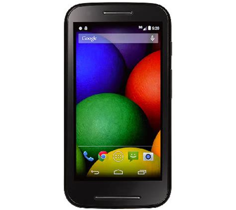 tracfone apps for android moto e android tracfone prepaid smartphone w 1200 min text e227487 qvc