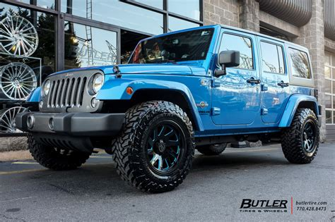 black jeep tires jeep wrangler with 17in black rhino thrust wheels