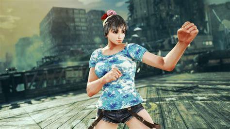 Raglan Asuka Kaos Tekken 7 Shirt Tekken Net October Caign New Customizations Added To