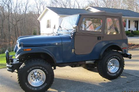 1977 Jeep Cj5 For Sale 1977 Jeep Cj5 For Sale Alum Creek West Virginia