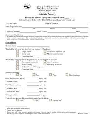 City Of Richmond Property Records General Form No 101 1955 Fill Printable Fillable Blank Pdffiller