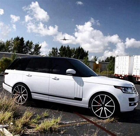 white and gold range rover best 20 white range rovers ideas on