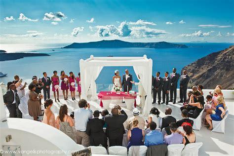 Theros Wave Bar Wedding at Santorini   Beverly   Brian