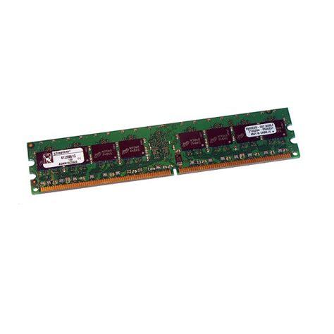 Ram Ddr2 Pc 4200 ram tarjeta de memoria kingston 1gb ddr2 pc 4200 533mhz kfj2888 1g ebay
