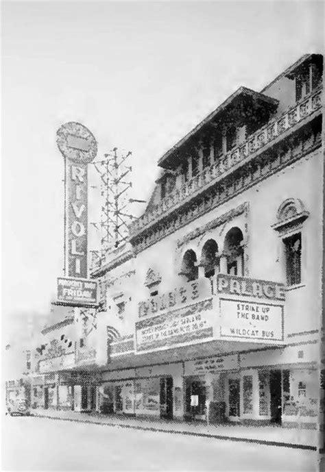 Rivoli Theatre In Toledo Oh Cinema Treasures