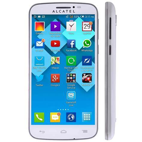 imagenes para celular touch celular desbloqueado alcatel one touch pop c7 branco com