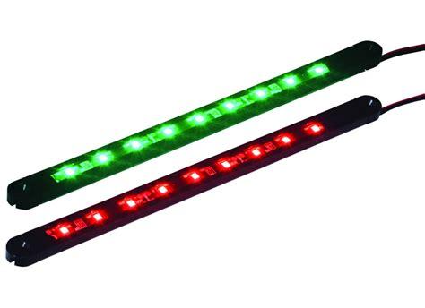 led boat light strips led flex bow light set t h marine supplies
