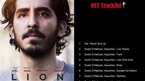 lion film com lion film 2016 ost tracklist youtube