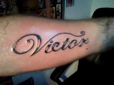 dinardotattoo victor leter tattoo youtube