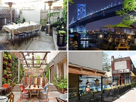 Patio Thesaurus by The Best Restaurants To Eat Outdoors In Philadelphia 2014