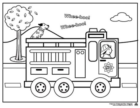 truck coloring page for preschoolers 72 best images about transportation coloring pages on
