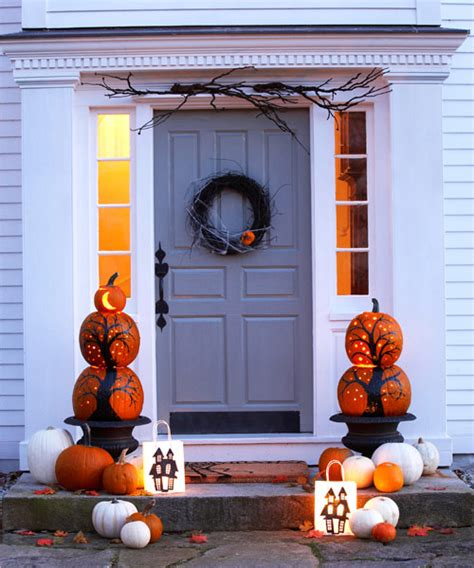 easy halloween decorations to make at home 50 fun halloween decorating ideas 2016 easy halloween