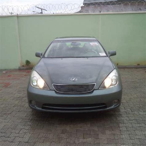 pimped lexus pimped out 2006 lexus es330 price 2 950m a