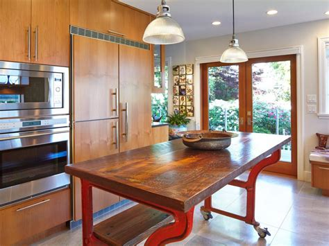 creative kitchens 14 creative kitchen islands and carts hgtv