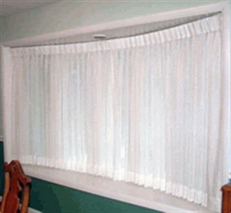 flexible bow window curtain rods bendable curtain rods flexible rod for bay and bow windows
