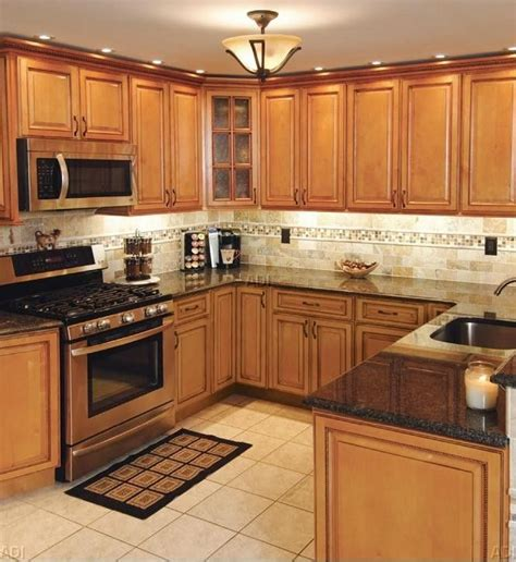 25 best ideas about maple cabinets on maple