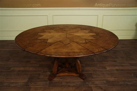 arts and crafts dining room table solid walnut arts and crafts expandable dining room