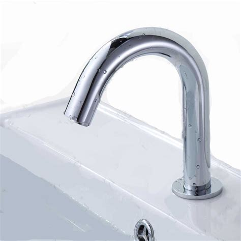 Touch Less Faucet by Brio Touchless Volume Sensor Free Faucet
