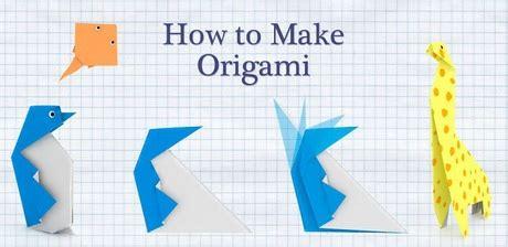 How To Make Origami App - how to make origami app สอนพ บกระดาษ origami โหลดฟร