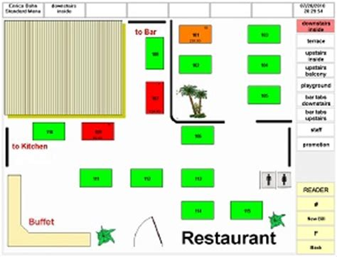hotel management layout xenia hospitality management system restaurant point of