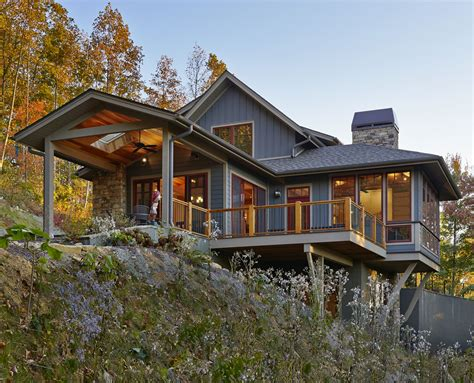 hillside cabin plans bonus floor plans for quot hillside heaven quot