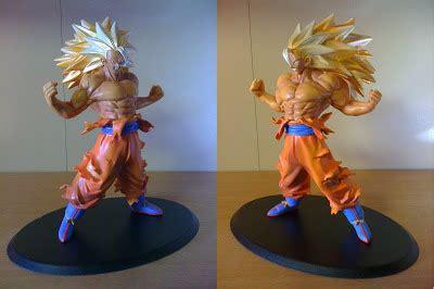 Mania Goku Ss3 damone dx max mania banpresto