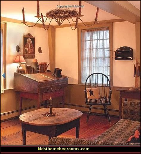 early home decor decorating theme bedrooms maries manor primitive
