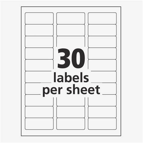 Ten Moments That Basically Sum Label Maker Ideas Information Avery 4 X 3 1 3 Label Template