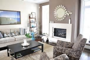 sunburst mirrors and living room decorating ideas