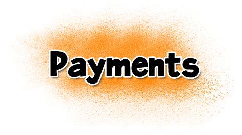 make payment make a payment