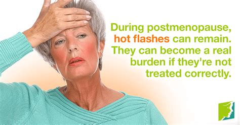 Symptoms Of Detoxing Heat Flashes by Flashes After Menopause