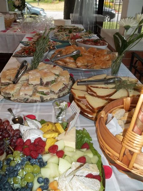 Decoration Buffet Froid Mariage by Les 25 Meilleures Id 233 Es De La Cat 233 Gorie Service Traiteur