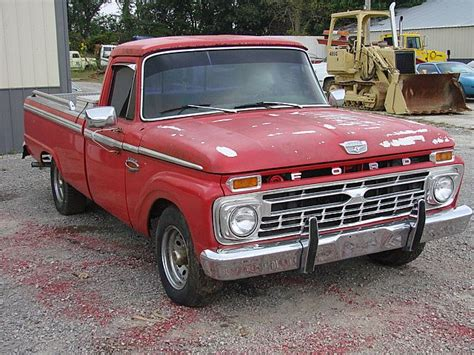 1966 Ford F100 For Sale by 1966 Ford F100 For Sale Livermore Kentucky