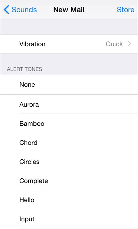 ios - iPhone: Disable vibration for all notifications