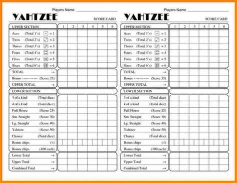 printable yahtzee score sheets printable yahtzee score sheets freepsychiclovereadings com