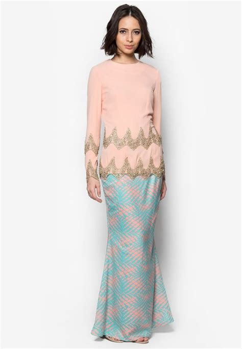 zalora malaysia baju kebaya jluxe jane baju kurung online zalora malaysia hari