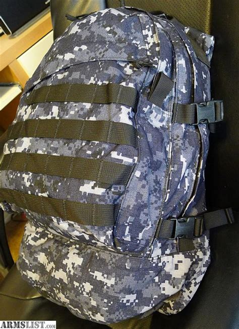 navy nwu backpack armslist for sale lbt 1476a 3 day assault pack nwu