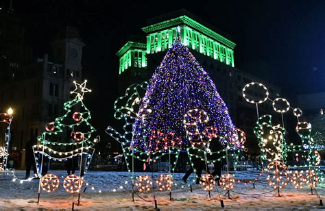 christmas lights 2018 in orange county ca syracuse tree lighting in clinton square photos syracuse