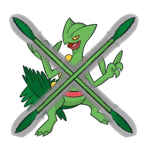 sided spear two sided sceptile spear by vyranitar on deviantart