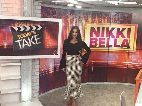 nikki bella today show nikki bella and john cena behind the scenes at the today