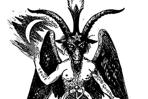 deciphering eliphas levi s baphomet the goat of mendes